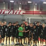 Boys Volleyball Takes 2nd Place in Sweetwater Tournament