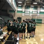 Boys Varsity Volleyball falls to Otay Ranch 3 – 1