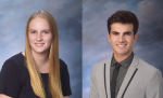 Kendall Chapko and Jake Hacker Honored