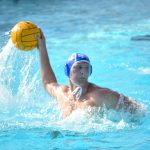 San Marino High School Boys Varsity Water Polo beat Temple City High School 11-9