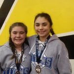 Garcia Sisters Start Strong