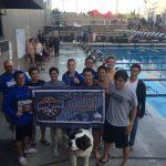 Boys Swim Win Mt. Sac Invitational