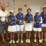 Varsity Golf Wins Walnut Invitational