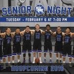 Boys Basketball: Senior Night