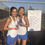 Titan Tennis Season Ends with Tough Loss to Westlake