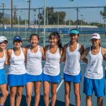 Titans dominate Rio Hondo League Tennis tournament
