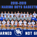 Earned Not Given – Boys basketball