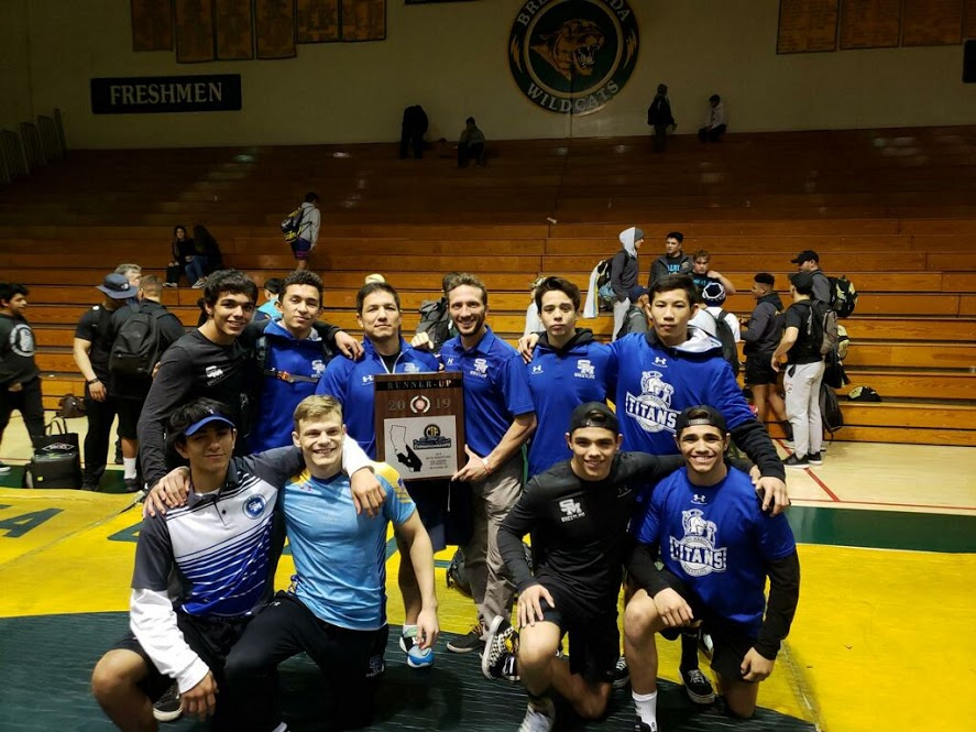 Wrestlers finish second in CIF Individual Tournament