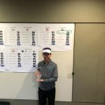 Congratulations to Adrian Chiu – Low Score at Oakmont Tourney