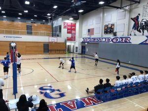Boys Volleyball v San Gabriel
