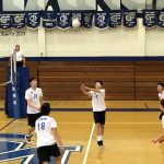 Varsity Boys Volleyball v Gabrielino
