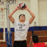 Boys Volleyball Alumni Game