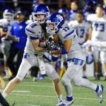 San Marino v South Pasadena (10/11/19) Football Pictures