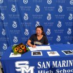 National Letter of Intent Day @ San Marino HS
