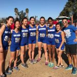 Congratulations to Girls Cross Country