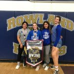 Lady Titan Wrestlers Successful Start to Season