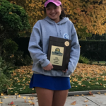 Anessa Lee: Pasadena Star News Girls Tennis Player of the Year