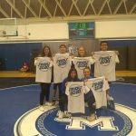 Thanks to our Titan Senior Wrestlers