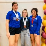 Girls Wrestlers Impressive Showing at Esperanza Tournament