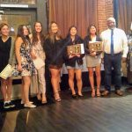 Girls Water Polo Banquet 2020