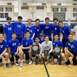 Titan Boys Volleyball wins Providence Tourney