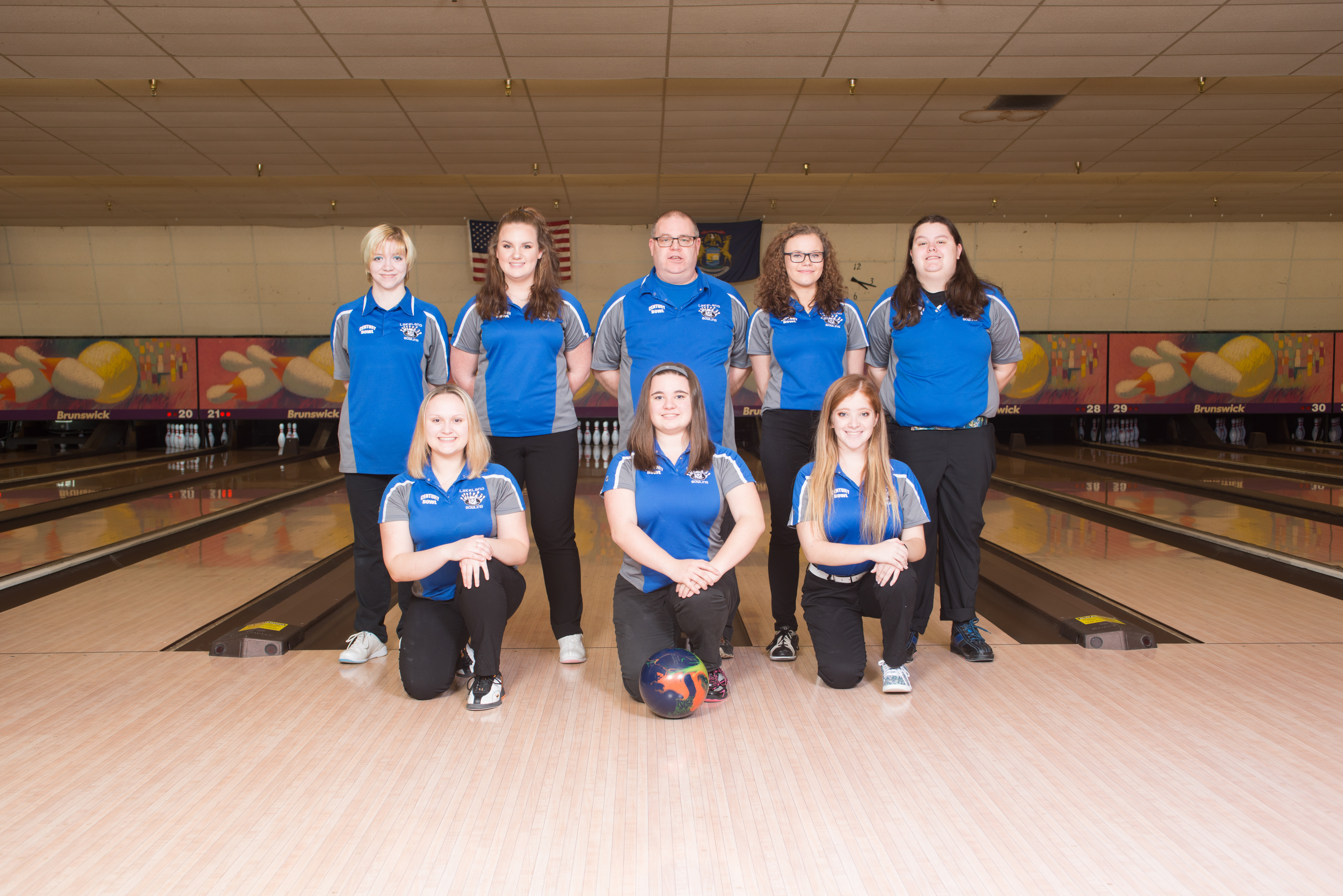 Girls Bowlers earn various All-State honors