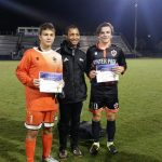 19 Schools 1 Team: Winter Park soccer players show their sportsmanship