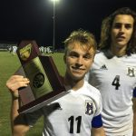 Boys' Soccer – District Champs!