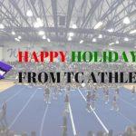 Happy Holidays from TC Athletics