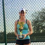 Tennis Spotlight: Alana Wolfberg