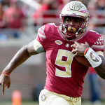 TC Alumnus, Jacques Patrick FSU's New Starting Tailback