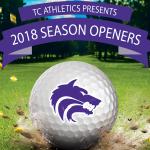TC Golf | 2018 Season Openers