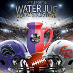 TC Football | Rivalry Week: Battle for the Water Jug