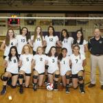 Girls Junior Varsity Volleyball