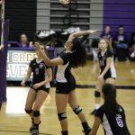 TC Freshman Girls Volleyball Photos
