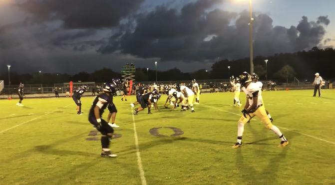 VIDEO: Varsity Football Highlights vs Oak Ridge