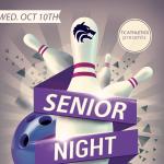 TC Bowling | Senior Night at Boardwalk Bowl