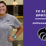 TC Alumni Spotlight | Julianne Calcote