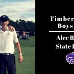 TC B/G Golf | Sophomore, Alec Ramos State Bound