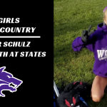 TC Girls Cross Country | Amber Schulz Places 26th at States