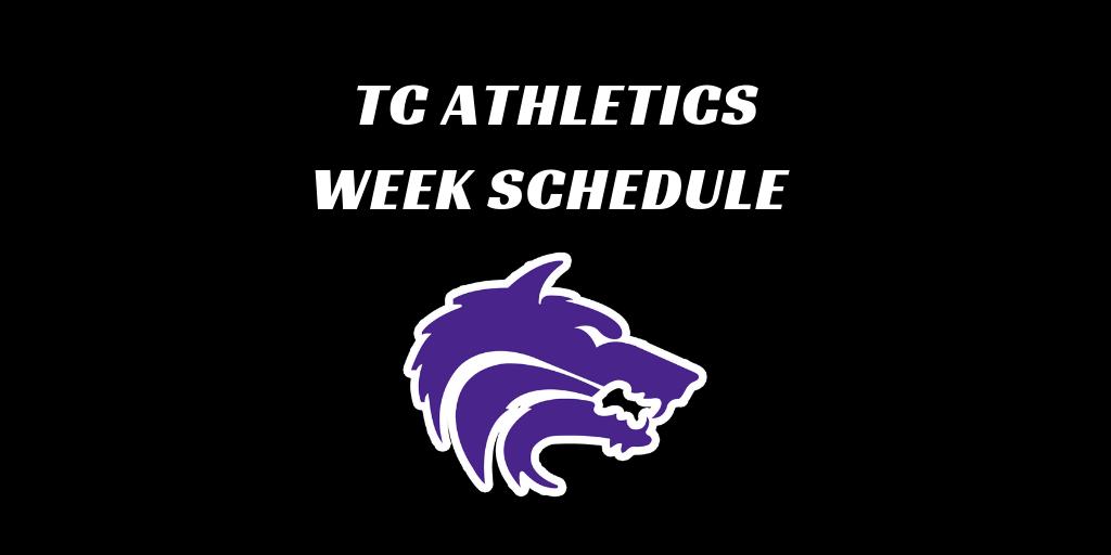 TC Athletics | All Teams Week Schedule