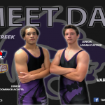 TC Boys Wrestling | Meet Day in the Wolves Den
