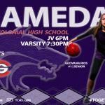 TC Girls Basketball | GAMEDAY vs Colonial Grenadiers