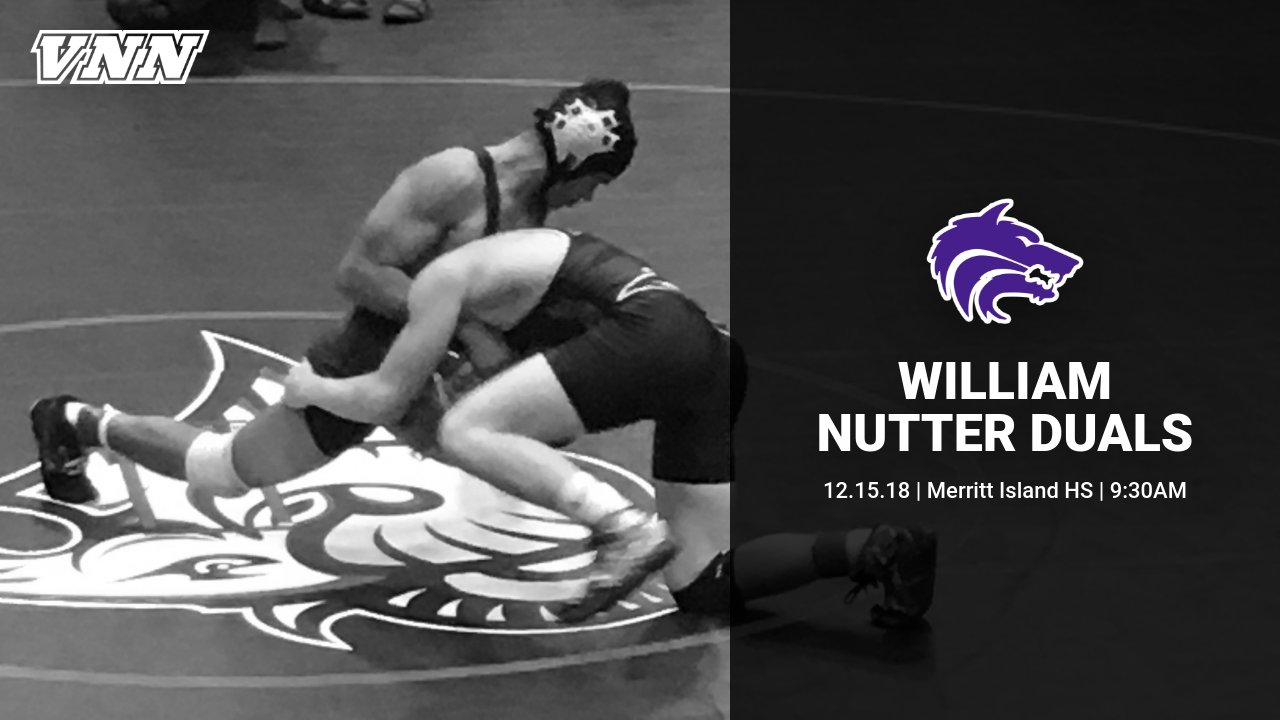 TC Boys Varsity Wrestling | William Nutter Memorial Duals