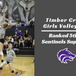 TC Girls Volleyball | Finishes 5th in Sentinel Super Six Rankings