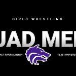 TC Girls Wrestling | Quad Meet