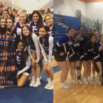 TC Competitive Cheer | JV/Varsity Finish 1st at West Orange Classic
