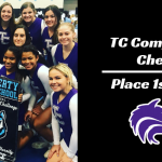 TC Competitive Cheer | JV/Varsity Place 1st/2nd at Hagerty