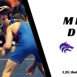 TC Boys Wrestling | MEETDAY vs Deland
