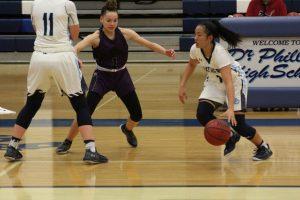 Girls Varsity Basketball vs Dr Phillips